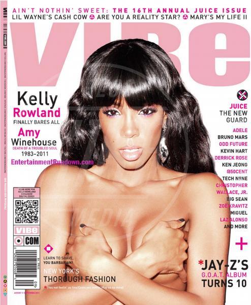 Kelly Rowland - Los Angeles - 06-08-2013 - Madre Natura non sbaglia e porta le muse, nude, sulle cover