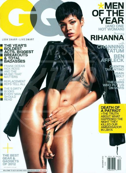 Rihanna - Los Angeles - 06-08-2013 - Madre Natura non sbaglia e porta le muse, nude, sulle cover