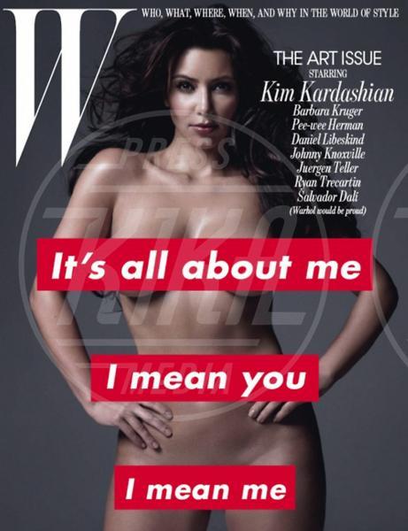 Kim Kardashian - Los Angeles - 06-08-2013 - Madre Natura non sbaglia e porta le muse, nude, sulle cover