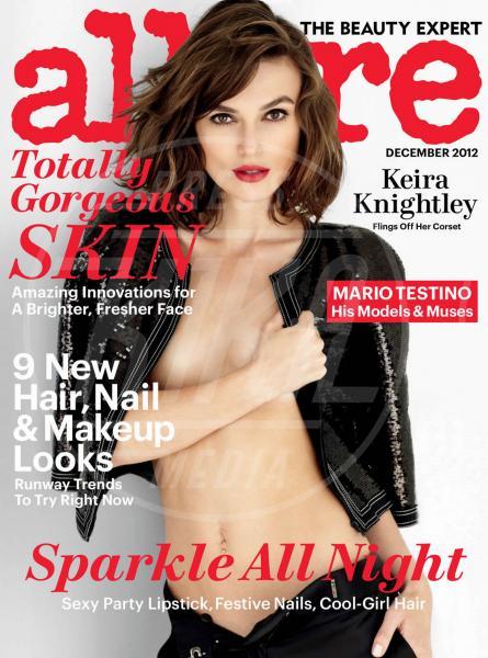 Keira Knightley - Los Angeles - 06-08-2013 - Madre Natura non sbaglia e porta le muse, nude, sulle cover