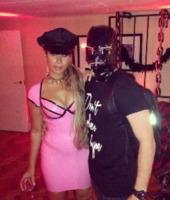 Leona Lewis - Los Angeles - 06-08-2013 - Dillo con un tweet: matrimonio buddista per Nina Moric