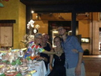 Federica Pellegrini - Los Angeles - 06-08-2013 - Dillo con un tweet: matrimonio buddista per Nina Moric