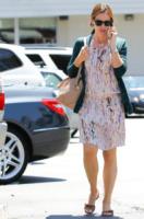 Jennifer Garner - Santa Monica - 07-08-2013 - Mini o longuette, ma pieno di fiori: è l'abito della primavera!