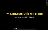 Marina Abramovic, Lady Gaga - 08-08-2013 - Lady Gaga si spoglia nuda per Marina Abramovic