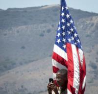 Barack Obama - Pendleton - 07-08-2013 - Obama e la carica dei…tremila Marines