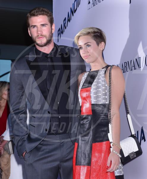 Liam Hemsworth, Miley Cyrus - West Hollywood - 08-08-2013 - 2013: l'annus horribilis delle coppie più belle