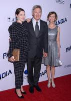 Georgia Ford, Harrison Ford, Calista Flockhart - West Hollywood - 08-08-2013 - Il dramma di Harrison Ford: