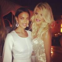 Irina Shayk, Victoria Silvstedt - Los Angeles - 09-08-2013 - Dillo con un tweet: Belen Rodriguez ci da dentro con lo sport