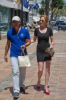 Antonio Banderas, Melanie Griffith - Marbella - 09-08-2013 - Melanie Griffith chiede il divorzio da Antonio Banderas