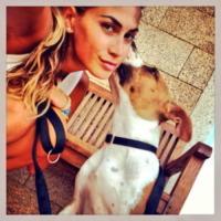 Melissa Satta - Los Angeles - 10-08-2013 - Dillo con un tweet: Mario Balotelli acquista un maialino