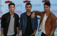 Jonas Brothers, Nick Jonas, Joe Jonas, Kevin Jonas - Los Angeles - 11-08-2013 - I Jonas Brothers si dicono addio per la seconda volta