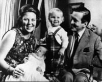 Principe Johan Friso, Beatrice d'Olanda - Amsterdam - 19-10-1968 - Olanda in lutto, morto il Principe Johan Friso