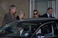 Mabel Wisse Smit, Beatrice d'Olanda - Londra - 03-03-2012 - Olanda in lutto, morto il Principe Johan Friso