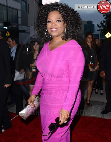 Oprah Winfrey - Los Angeles - 12-08-2013 - Abusi e molestie: il lato oscuro dell'infanzia dei vip