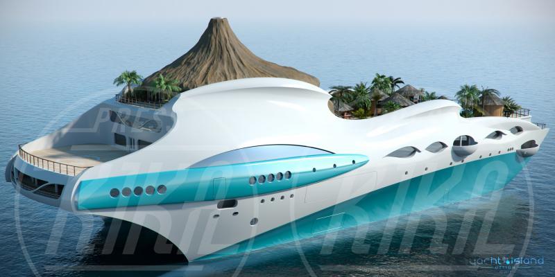 Yacht Vulcano - Los Angeles - 12-08-2013 - Il principato di Monaco diventa un itinerante yacht super lusso