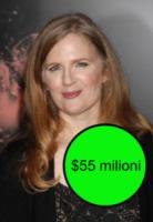 Suzanne Collins - Los Angeles - 12-03-2012 - Autori paperoni, Forbes incorona E.L. James