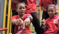 videoclip - Washington - 14-08-2013 - Michelle Obama testimonial contro l'obesità infantile