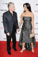 Catherine Zeta Jones, Michael Douglas - New York - 31-01-2013 - Michael Douglas ha lasciato la casa coniugale