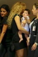 Milan Pique, Shakira - Los Angeles - 15-08-2013 - Shakira è una sexy mamma globe-trotter
