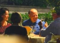 Massimo Boldi - Portofino - 18-08-2013 - Vacanze a cinque stelle a Portofino per Beppe Grillo