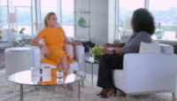 "Oprah Winfrey, Lindsay Lohan - Los Angeles - 19-08-2013 - Lindsay Lohan da Oprah: ""Sono un'alcolizzata"""