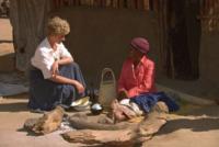 Lady Diana - Tgongora - 01-07-1993 - Il principe Harry in Angola, come Lady Diana