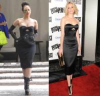 Lady Gaga, Elizabeth Banks - Los Angeles - 20-08-2013 - Lady Gaga ed Elizabeth Banks: chi lo indossa meglio?