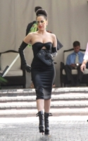 Lady Gaga - Los Angeles - 15-08-2013 - Lady Gaga ed Elizabeth Banks: chi lo indossa meglio?