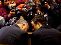 Oscar Pistorius - Pretoria - 20-08-2013 - Oscar Pistorius di nuovo nei guai: rissa in discoteca