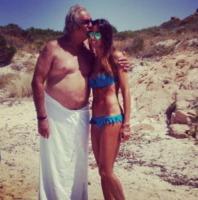 Elisabetta Gregoraci, Flavio Briatore - Los Angeles - 20-08-2013 - Dillo con un tweet: Pellegrini-Magnini tornano insieme