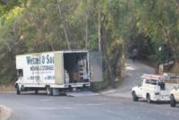 Abitazione Clooney - Los Angeles - 20-08-2013 - George Clooney, hai fatto le valigie alla Keibler?