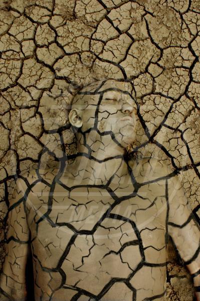Breaking Soil - Innsbruck - 03-08-2010 - L'arte sul corpo: il bodypainting di Johannes Stoetter