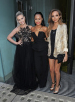 Leigh Anne Pinnock, Jade Thirlwall, Perrie Edwards - Londra - 20-08-2013 - Vade retro abito!: Perrie Edwards in Patricia Bonaldi