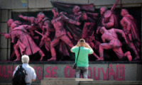 """Monumento - Sofia - 21-08-2013 - """"La Bulgaria si scusa"""": 45 anni fa la Primavera di Praga"""