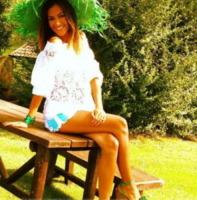 Giorgia Palmas - Milano - 21-08-2013 - Dillo con un tweet: Lea Michele torna a vivere