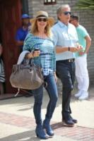 Todd Morgan, Rosanna Arquette - Los Angeles - 27-05-2013 - Rosanna Arquette sposa per la quarta volta