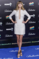 Taylor Swift - Madrid - 24-01-2013 - Billboard incorona Pink come Donna dell'anno