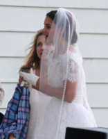 Katie Holmes - New York - 23-08-2013 - Katie Holmes, a un anno dal divorzio di nuovo all'altare