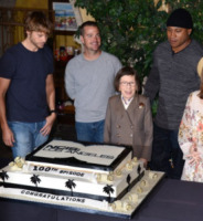 Chris O'Donnell, Linda Hunt, Eric Christian Olsen, LL Cool J - Hollywood - 22-08-2013 - Buon compleanno, NCIS Los Angeles: cento di questi… episodi!
