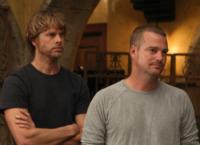 Chris O'Donnell, Eric Christian Olsen - Los Angeles - 23-08-2013 - Buon compleanno, NCIS Los Angeles: cento di questi… episodi!