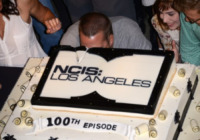Torta NCIS - Hollywood - 22-08-2013 - Buon compleanno, NCIS Los Angeles: cento di questi… episodi!