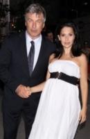 Hilaria Thomas, Alec Baldwin - New York - 27-06-2013 - Alec Baldwin nuovamente papà: è nata Carmen Gabriela