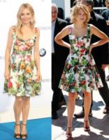 Lea Seydoux, Sienna Miller - 24-08-2013 - Sienna Miller e Léa Seydoux: chi lo indossa meglio?