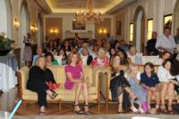 Fabrizia Sacchi, Margherita Buy - Cortina d'Ampezzo - 24-08-2013 - Margherita Buy e Fabrizia Sacchi protagoniste di Viaggio da sola