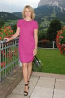 Margherita Buy - Cortina d'Ampezzo - 24-08-2013 - La rivincita delle bionde in rosa shocking: le vip sono Barbie!