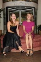 Fabrizia Sacchi - Cortina d'Ampezzo - 24-08-2013 - Margherita Buy e Fabrizia Sacchi protagoniste di Viaggio da sola