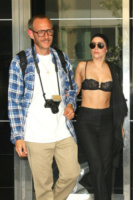 Lady Gaga, Terry Richardson - New York - 24-08-2013 - Angelo e diavolo: le due anime di Lady Gaga