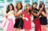 Fifth Harmony - New York - 24-08-2013 - Michelle Obama all'Arthur Ashe Kids Day