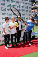 Max George - Manhattan - 24-08-2013 - Michelle Obama all'Arthur Ashe Kids Day