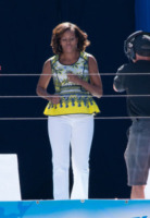 Michelle Obama - Manhattan - 24-08-2013 - Michelle Obama all'Arthur Ashe Kids Day
